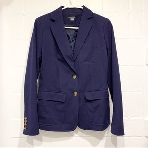 EUC Tommy Hilfiger Double Breasted Blazer Navy